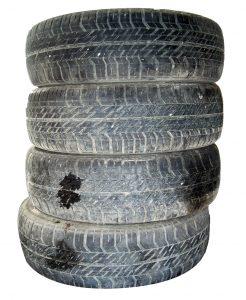 Сбор и утилизация б/у шин, камер и прочих резиносодержащих отходов (РСО)